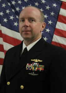 CDR Robert Hill